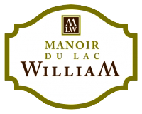 logo manoir lac william